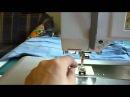 Как шить на машинке двойной иголкой