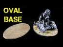 How to Create Your Own Oval Base