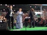 НАДЕЖДА. Ирина Крутова и Сергей Плюснин. Оркестр