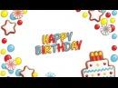 Привітання з Днем Народження Поздоровлення з днем народження