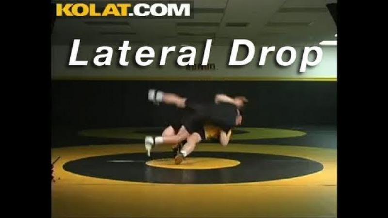 Wrestling Moves KOLAT.COM Lateral Drop Throw