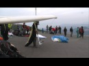 Hang gliding take-off accident HaAri Mt. 23/11/2013