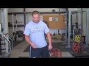 Elliott Hulse: How to deadlift(part 4) русский дубляж