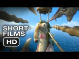 Ice Age Continental Crack Up #1 &amp #2 SHORTS - Ice Age Continental Drift Movie (2012) HD