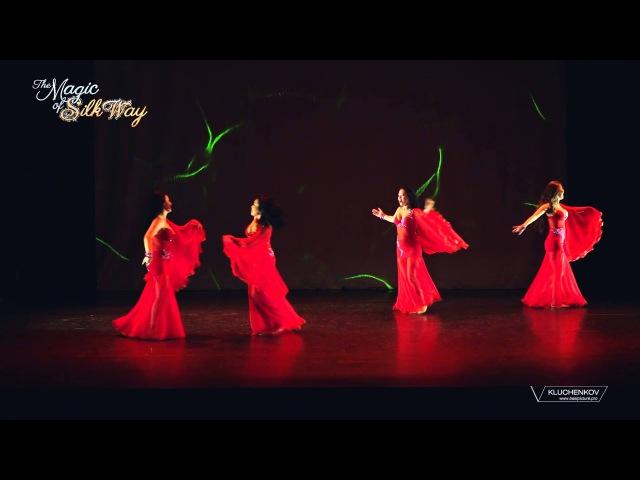 ESHTA - Oriental cocktail @ The Magic of Silk Way - Geneva 2016