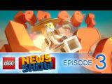 LEGO® News Show 3 - Sensei Wus Flying Lessons & Prof. Eggheads Mishap