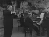 Шуберт - Сонатина для скрипки и фортепиано соль минор, D 408 I. Allegro giusto