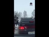 Трасса Красноярск - Ачинск 27.11.2015