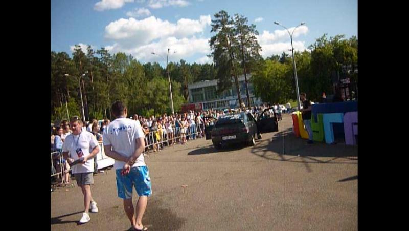 SPL шоу Esql EMMA 2015 Железногорск