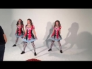 Небольшое видео со съемок рекламного клипа шоу-балета