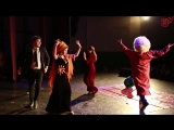 Туркменские студенты г.Саратов. Фестиваль традиций и обрядов народов мира.