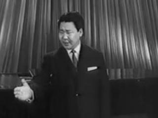 КОЛА БЕЛЬДЫ - Песня оленевода (А оленя лучше!) 1962