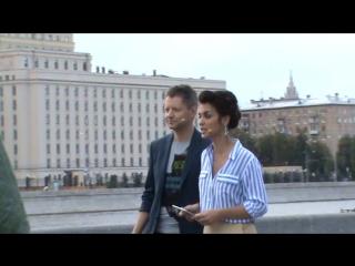 Алексей Пивоваров и Ирина Муромцева (за кадром)