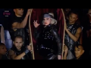2011 // Lady Gaga > Born This Way - BBC Radio 1's Big Weekend (Gagavision.net)