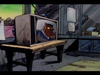 Коты Быстрого Реагирования 2 серия из 13 / SWAT Kats: The Radical Squadron Episode 2 (1993 - 1995)