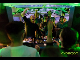 Kryder Tom Staar | Axtone x Beatport ADE Boat Party