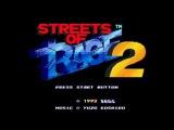 Street of Rage 2 - Go Straight (Stage 1) OC Remix