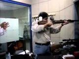 Arab Shooting 700 nitro Gun Test.MP4