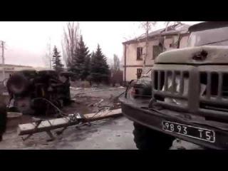 Последствия штурма Углегорска [18+]