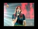 Israeli Idol 7 2009 Mei Finegold Hallelujah by Leonard Cohen