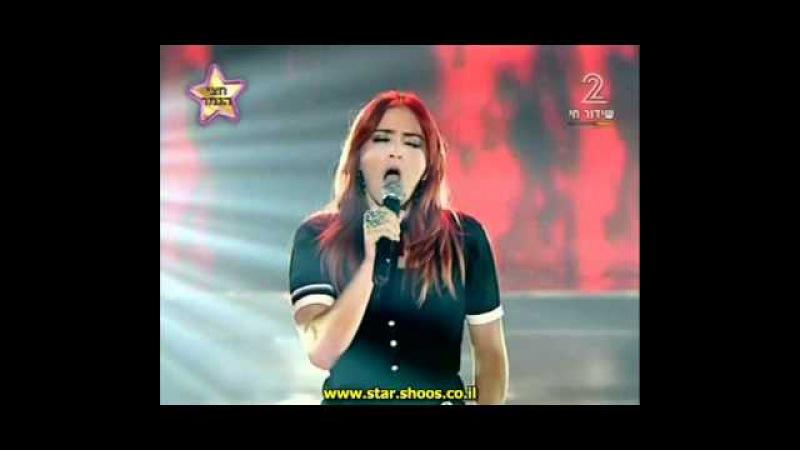 Israeli Idol 7 (2009) - Mei Finegold - Hallelujah by Leonard Cohen