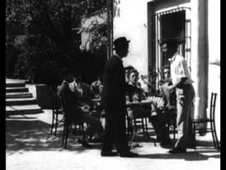 100 años de cine: Riña en un café. Первый игровой испанский фильм