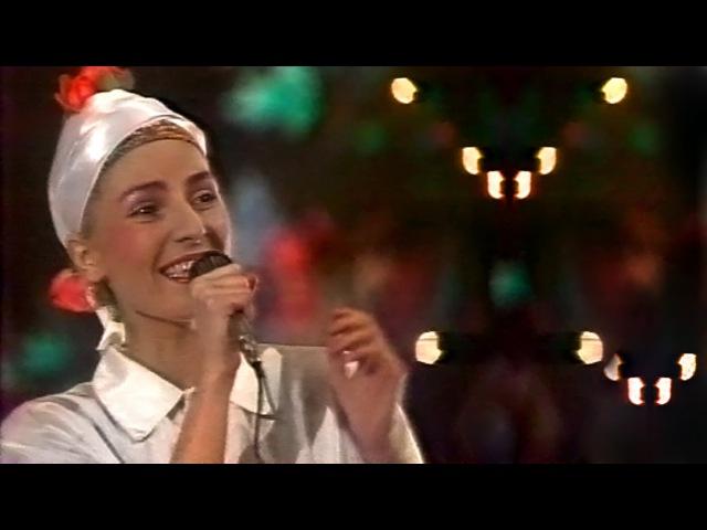 Жанна Агузарова - Зимушка (Музыкальный ринг 1989)