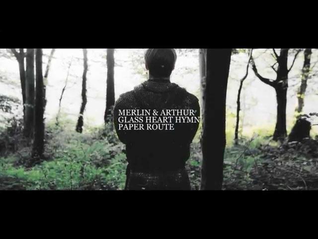 Merlin Arthur   Glass Heart Hymn