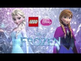 LEGO® Brand Disney Princess Sparkling Ice Castle TVC