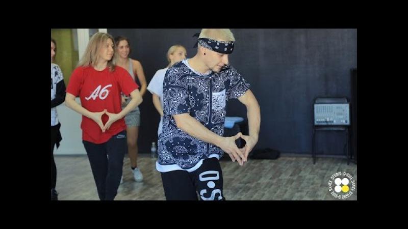 Charly Black J Capri - Whine Kotch | hip-hop choreography E.Kulakovskyi | D.side dance studio