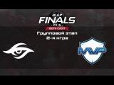 Team Secret vs MVP Phoenix | MLG World Finals 2015, 2-я игра