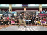 Popping side Judge (Poppin J, Kei, JR Boogaloo) 20140302 OBS Vol.8