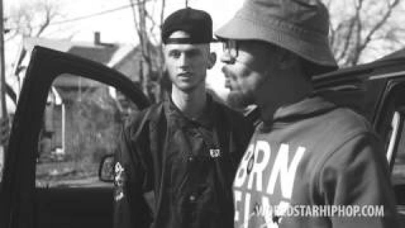 Machine Gun Kelly ft. Bone Thugs, French Montana, Yo Gotti Ray Cash Till I Die Part II (Video)