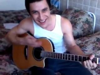 Тимур Гатиятуллин-Молодая кровь(под гитару)