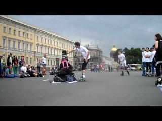 Открытие Маза Парка Роллер Пробег 23.07.15