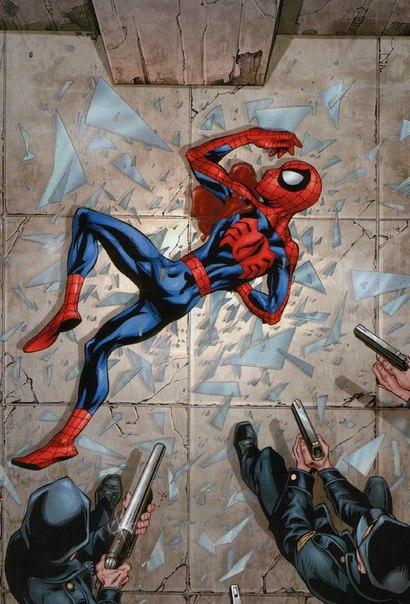 человек паук новые серии игры