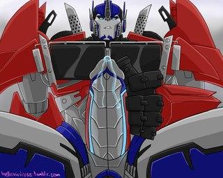 Transformers prime Hentai