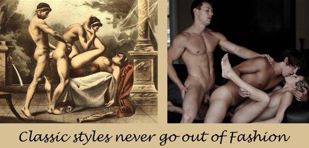Бисексуалы что это