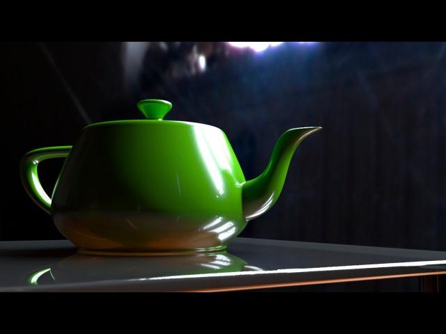 Прогрессивный рендеринг в 3Ds Max (Алгоритм сэмплера в V-Ray 3.0)