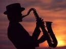 В ночь одинокого саксофона In the lonely night saxophone Музыка для души sequencer