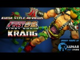 Toy Review: TMNT's Krang by First Gokin