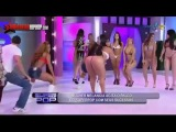 Brazilian Sexy Big Booty Big Boobs Women Compilation   TV In Brazil Is so Hot