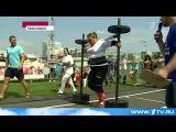 Силовой экстрим среди женщин в Красноярске. 2013