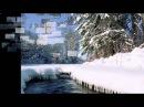 Романтика Зимы! - /Японский саксофон/