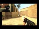 Let's Play [ CSS : Террор de dust 2 | PC ] cо Злым Жирным Задротом / Казановой НФР