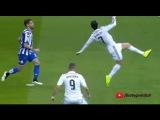 Cristiano Ronaldo with a great overhead Kick Shot 2015 HD