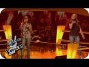 Ellie Goulding - Burn (Lena, Lara)   The Voice Kids 2014   BATTLE   SAT.1