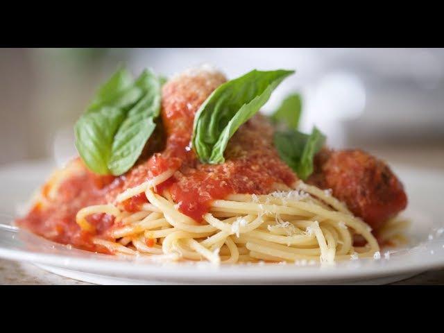 Spaghetti Meatballs | Byron Talbott