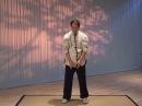 8 кусков парчи обучающий урок Ba Duan Jin 八段锦