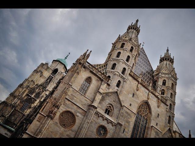 VIENNA: St. Stephans Cathedral/ Вена: собор Святого Стефана / HD